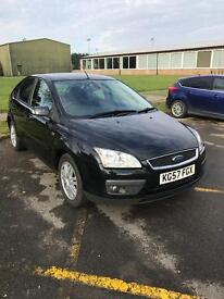 Ford Focus 1.6 TDCI Ghia. NEW CAM BELT, WATER PUMP AND CLUTCH MASTER CYLINDER