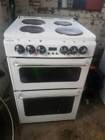 New world double oven cooker delivery available all north east