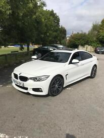 BMW 430d Grand Coupe Mperformance