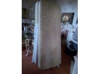"""Single caravan sprung mattress. 2'4"""" very clean no staines ord marks. None smokers"""