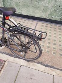 Hybrid bike carerra excellent condition