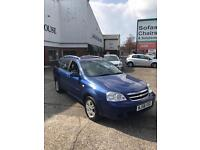 2008 Chevrolet lacetti 1.8 auto only 50k on clock
