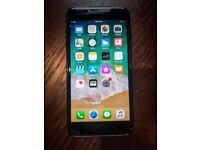 iPhone 7 plus 128gb - BEST ON GUMTREE AppleCare+ through Nov 2018 - Matte Black - Unlocked