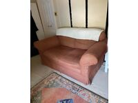 FREE FOR COLLECTION LAURA ASHLEY SOFA