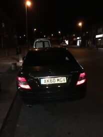 Mercedes Benz C Class Blueefficiency Special Edition