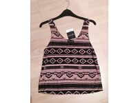 Topshop top new with tags size 6