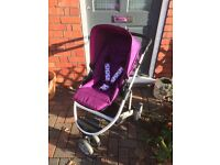 Mamas and papas ZOOM / SOLA pram and carrycoat
