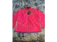 Ladies Womens Ronhill Running Fly Waterproof Jacket Vizion LED 14/16