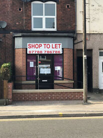 SHOP/OFFICE TO LET (ABBEYDALE ANTIQUES QUARTER)