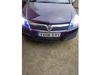 Vauxhall astra 1.3 diesel 6 gear 2006 model very economic