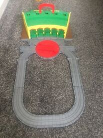 Tidmouth sheds take and play Thomas the tank engine