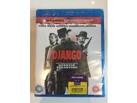 New & Sealed - Django Unchained