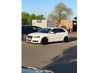 Audi A3 S Line 2.0 TDI 170 3dr