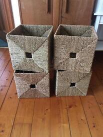 Ikea baskets