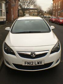 Vauxhall Astra EcoFlex 1.7CDTi Diesel Estate £20 ROAD TAX!