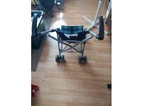 Baby's stroller pushchair