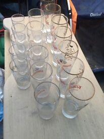 INDIAN BEER GLASSES