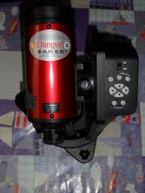 Sky Watcher Heritage Maksutov 90mm Telescope + extra filters and eye pieces