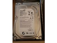 "2TB Seagate Barracuda 3.5"" Hard drive - Excellent condition"