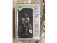 Eix Powerskin Charging Case for iPhone 4