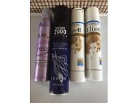 Hairspray products