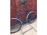 CWS Cycle works Vintage Antique Bike Bicycle Like BSA