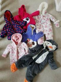 Baby Coats/Jumper Bundle