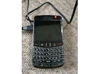Blackberry mobiles x2