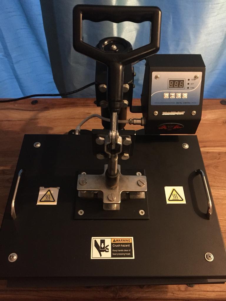 Shirt Printing Equipment
