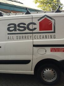 PROFESSIONAL CLEANER wanted to carry out end of tenancy cleaning for local cleaning company