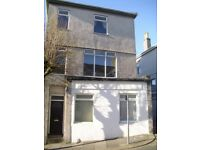 1 Bed Flat, Lipson, Plymouth