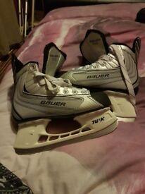 Bauer22 ice skates
