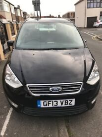 Ford Galaxy 2.0 TCDi ZETEC POWERSHIFT 5dr Automatic Black very low milage 54000