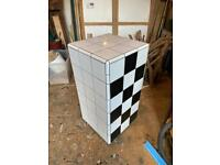 FREE Display plinth / Tiled Box