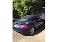 Audi TT breaking do spares