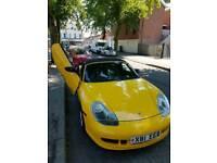 2002 Porsche Boster