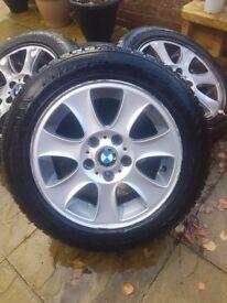 BMW 1 SERIES ALLOYS SE 16INCH