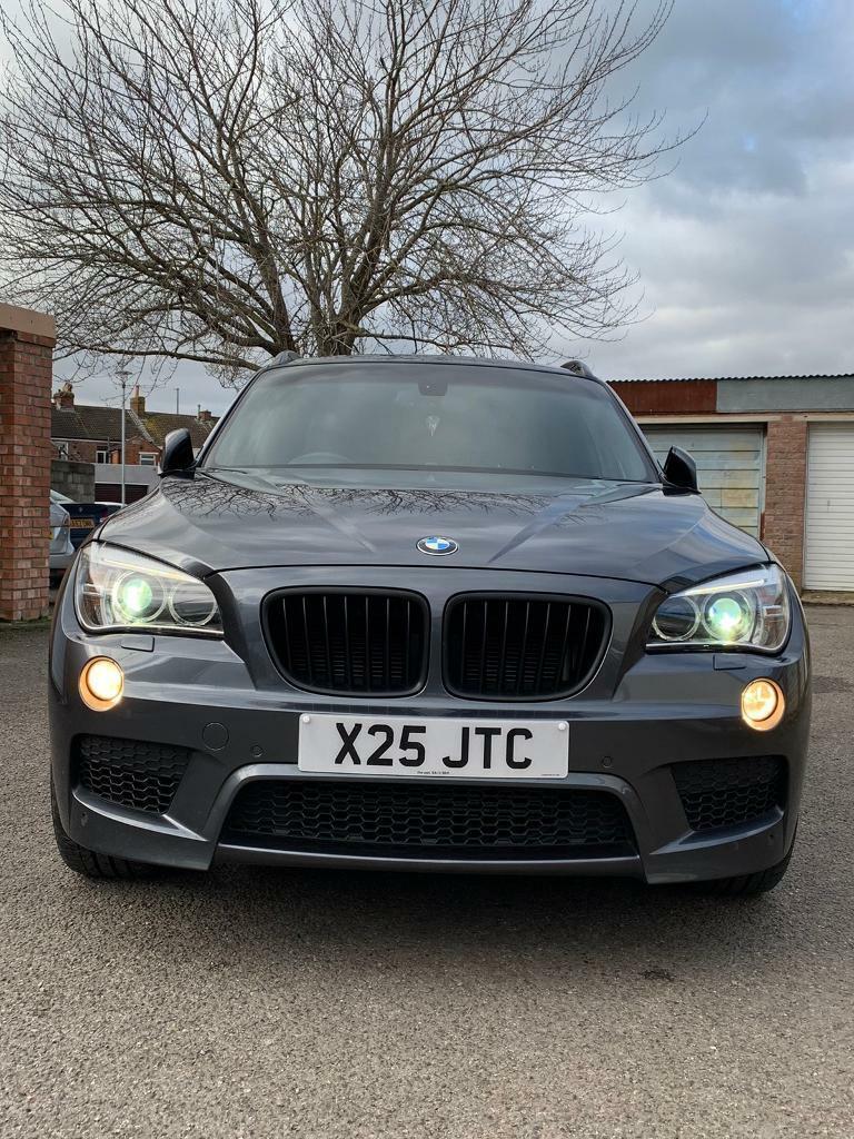 2014 BMW X1 20D X-Drive M Sport Automatic Low Miles