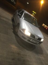 Mitsubishi Carism 1.6 Petrol Year 2002 £250 or swap