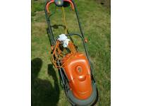 Flymo Hovervac Lawn Mower
