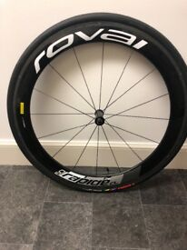 Roval rapide CL60 wheelset- Carbon Wheels- Road Bike