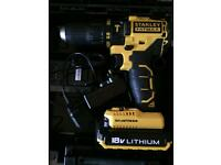 Stanley fat max brushless hammer drill driver