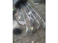 2x sets of Golf Clubs and bags £60 ono