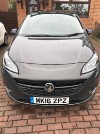 Vauxhall Corsa 1.0 i ecoFLEX Turbo Limited Edition Hatchback 3dr (start/stop)