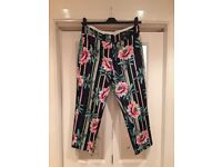 Ladies Marks and Spencer Trousers Size 12