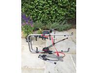Bike rack for three bikes - fits most cars