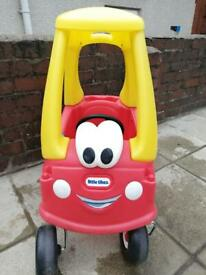 Little tikes toddler car