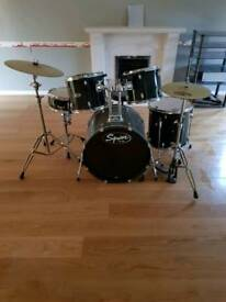 Squier Fender Drum Set