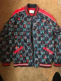 Men's Gucci windbreak jacket