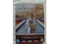 The Young Pope DVD box set - Jude Law , Diane Keaton, used in v good condition £6